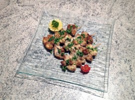 Recette de Cuisses de grenouilles en persillade