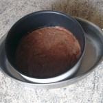 fondant choco bain marie prepa 3 - Fondant extrême chocolat noisettes au bain marie