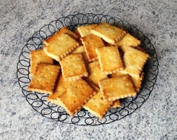 sables galettes bretonnes 1 - Sablés façon galettes bretonnes