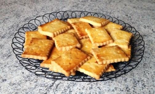 Recette de Sablés façon galettes bretonnes