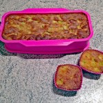 cake fondant rhubarbe 1 - Cake fondant à la rhubarbe