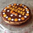 Recette de Duo fondant chocolat orange