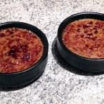 creme brulee foie gras 1 - Crème brûlée au foie gras