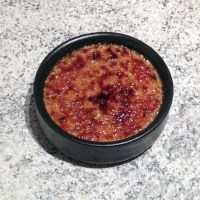 Recette de Crème brûlée au foie gras