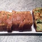 cake saumon brocoli 2 - Cake au chèvre, saumon et brocolis