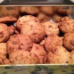 cookies fruits secs caramel 2 - Cookies aux fruits secs et caramel au beurre salé