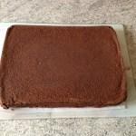 fondant chocolat coco prepa 5 - Double fondant chocolat / noix de coco