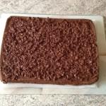 fondant chocolat coco prepa 9 - Double fondant chocolat / noix de coco