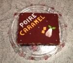 gateau poire caramel 2 - Gâteau Poire-Caramel