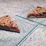 tarte quetsches amandes crumble 3 - Tarte aux quetsches et aux amandes façon crumble