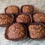 moelleux chocolat noisettes 1 - Moelleux chocolat-noisettes