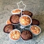 moelleux chocolat noisettes framboises citron 1 - Moelleux chocolat-noisettes