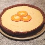 """tarte clementines prepa 6 - Tarte """"brûlée"""" aux clémentines"""