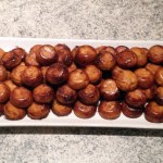 bouchees thon tomate 2 - Bouchées moelleuses au thon et à la tomate