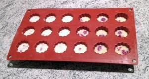 Recette de Cannelés aux framboises