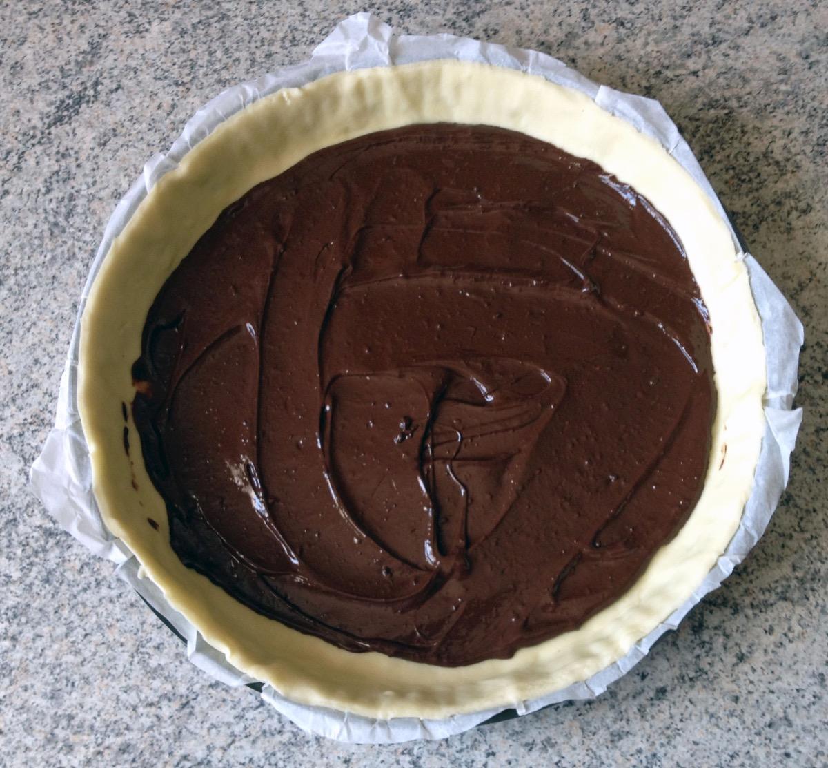 Recette Cake Aux Petites De Chocolat