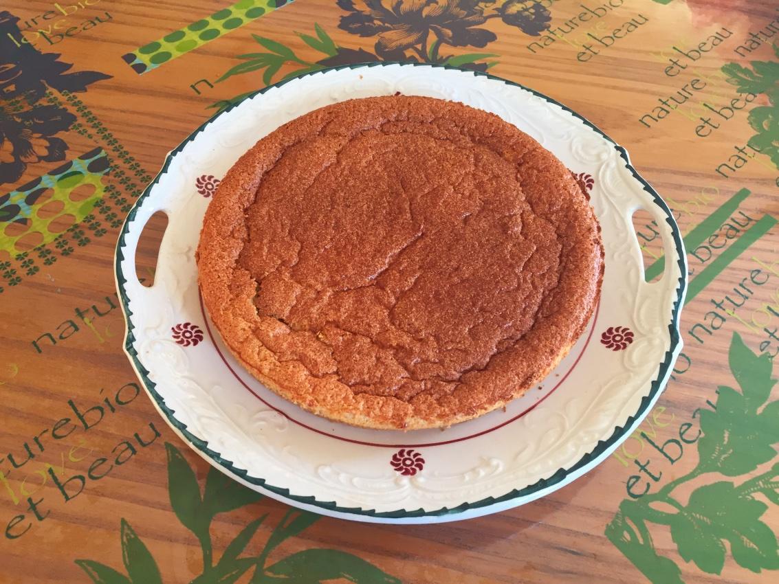 gateau magique companion 1 - Gâteau magique à la vanille (recette au Companion)