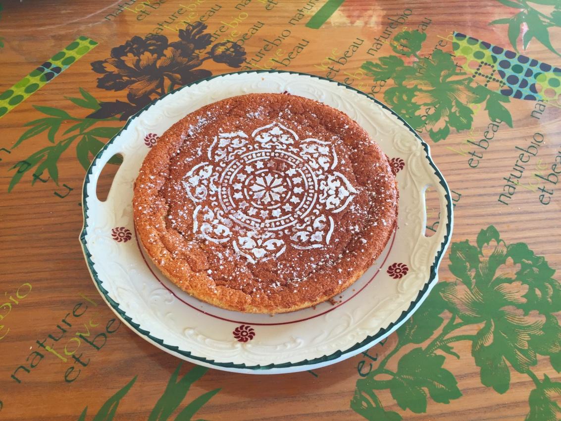 gateau magique companion 3 - Gâteau magique à la vanille (recette au Companion)
