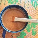 lotte sauce homard prepa 2 - Queues de lotte et sauce au homard