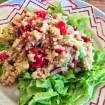 salade legumes quinoa 2 - Gâteau magique à la vanille (recette au Companion)