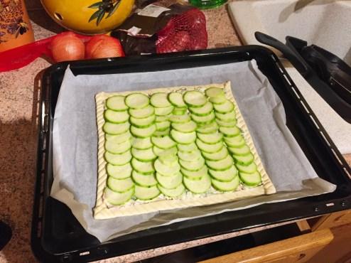 tarte-courgettes-chèvre-jambon-prepa-7