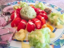 sorbet concombre 3 - Sorbet au concombre (recette Companion)
