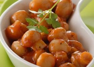 champignons a la grecque - Champignons à la grecque (recette Companion)