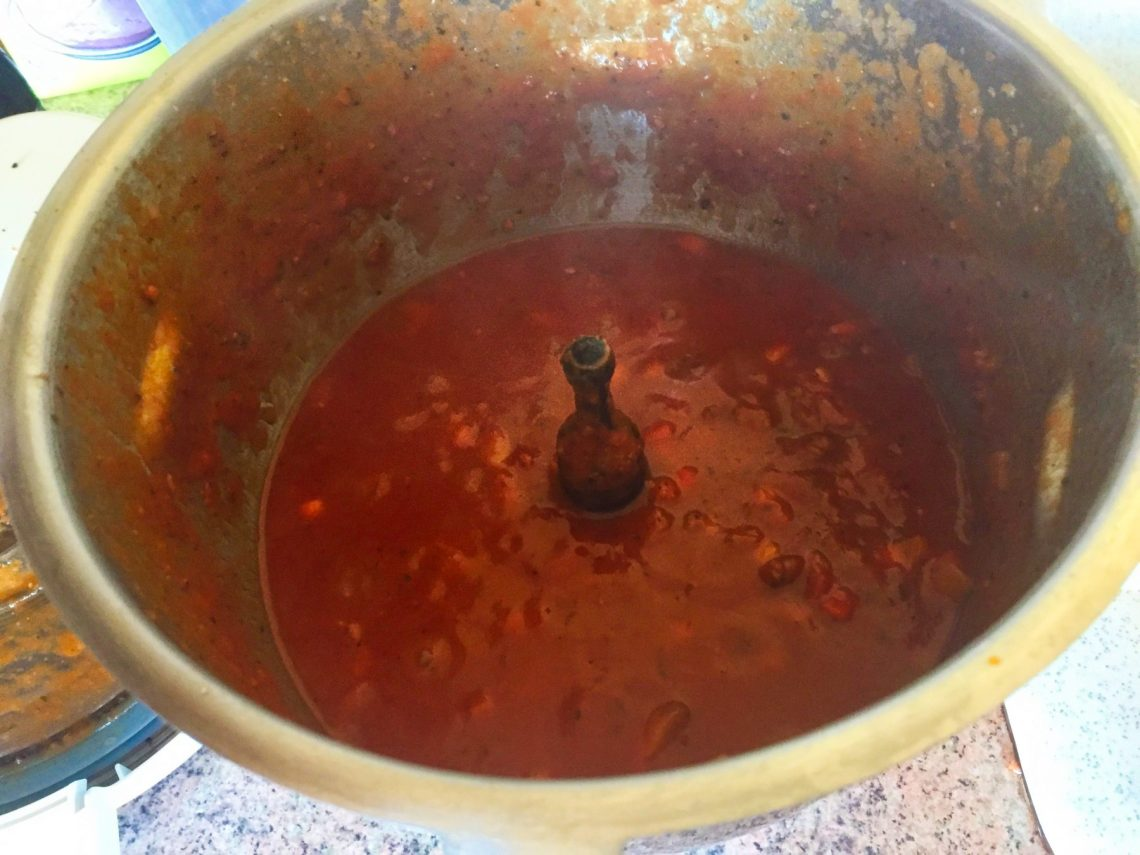 IMG 0835 - Sauce Bolognaise (recette Companion)