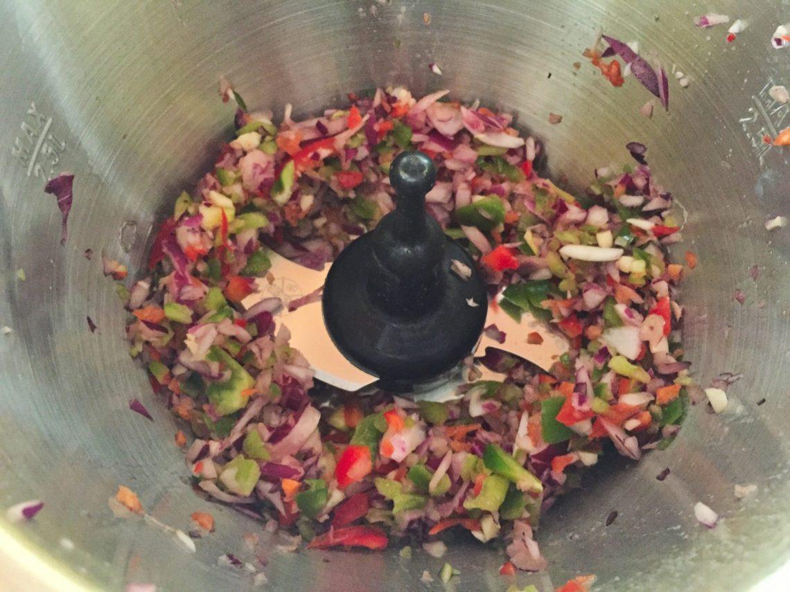 IMG 0852 - Pommes de terre au chorizo (recette Companion)