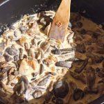 IMG 1131 - Filet mignon aux champignons