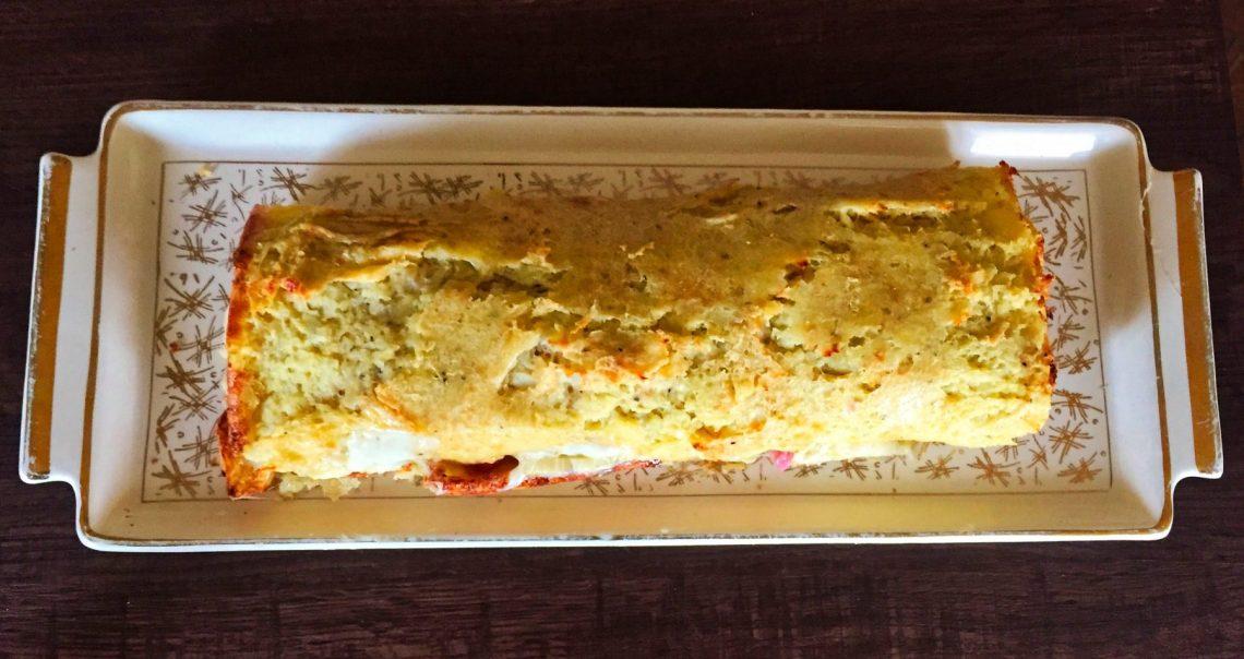 IMG 1496 - Roulé aux pommes de terre façon tartiflette (recette Companion)