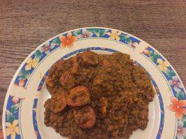 IMG 1704 - Saucisses lentilles (recette Companion)