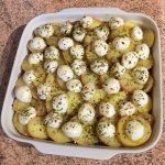 IMG 1908 - Gratin de pommes de terre et tomates à la provençale