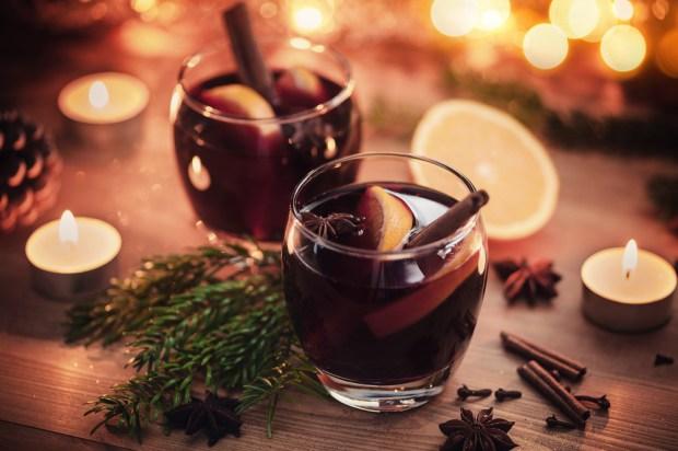 vin chaud - Dossier : Sélection de recettes pour Noël
