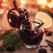 vin chaud - Roulés apéritifs courgettes, fromage frais, saumon fumé