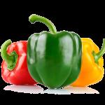 poivron - Dossier : Fruits et légumes de saison au mois de juillet