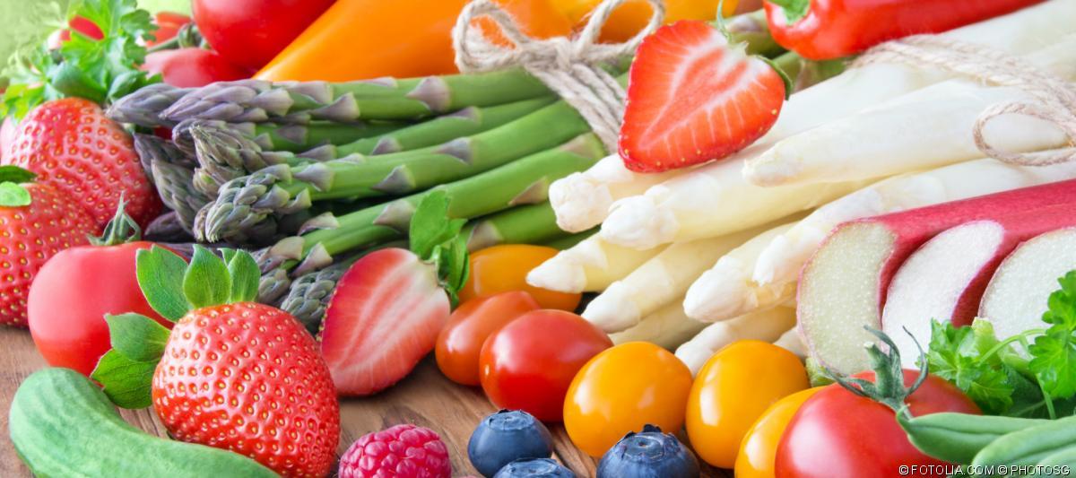 cover mai - Dossier : Fruits et légumes de saison au mois de mai