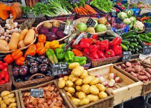 cover septembre - Dossier : Fruits et légumes de saison au mois de septembre