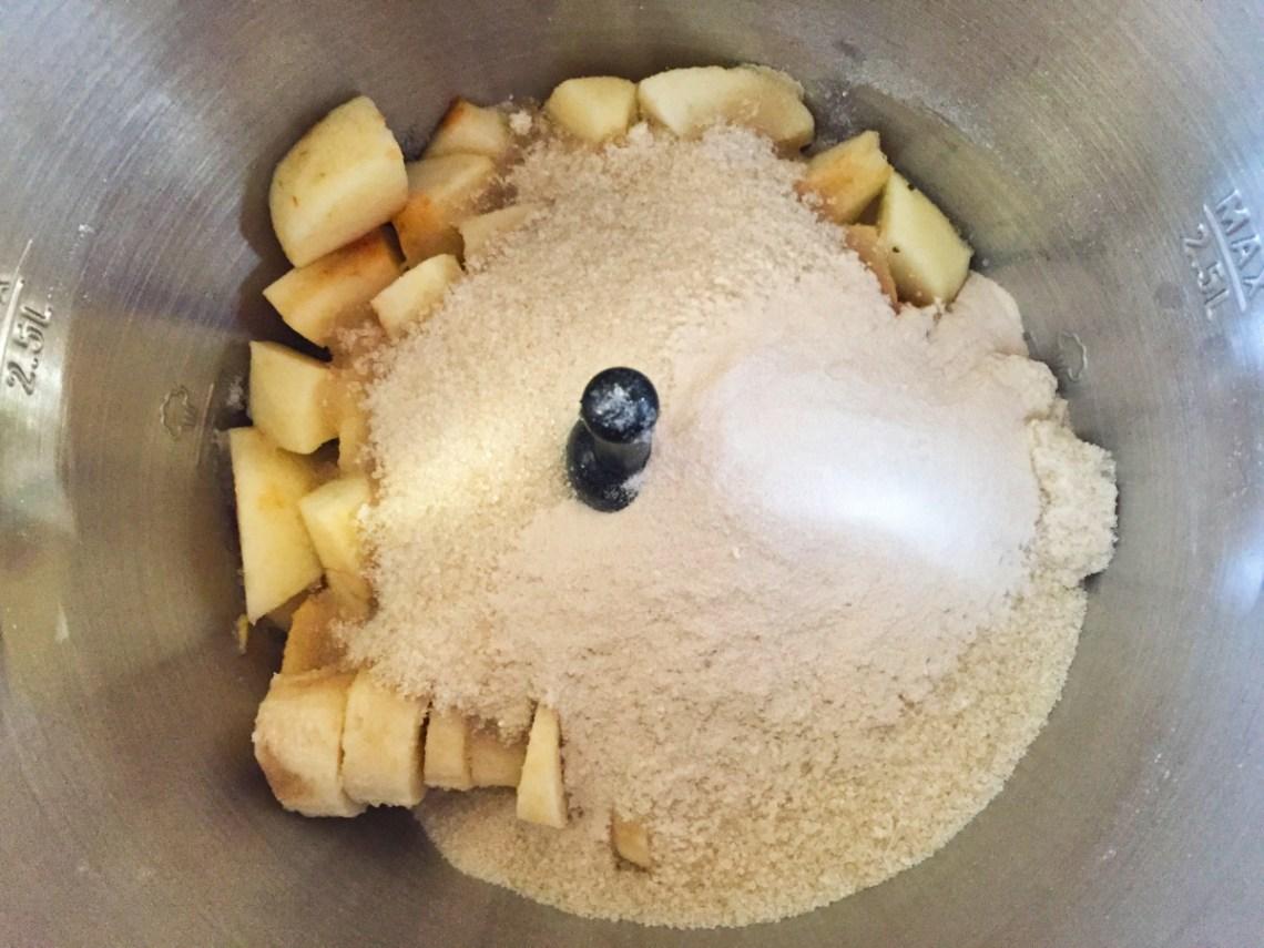 IMG 4026 - Pâtes de fruits pomme - banane (recette Companion)