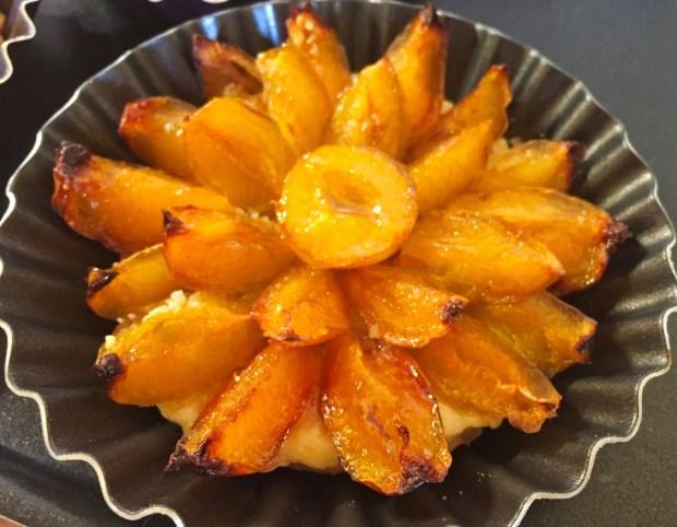 IMG 4206 - Tartelettes fines aux mirabelles