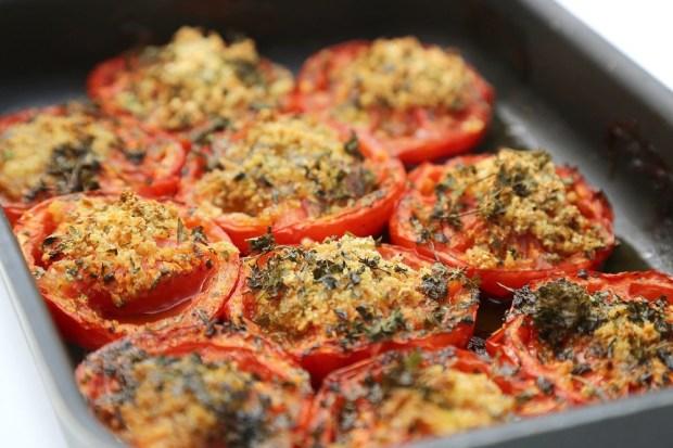 ob a1be63 tomates provencales farcies aux pignon - Tomates à la provençale