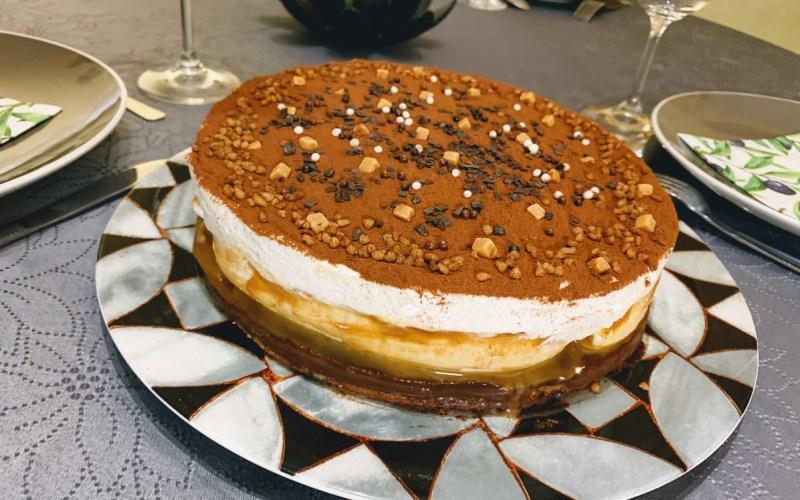 IMG 5484 - Zebra cake vanille-chocolat (Gâteau zébré / tigré)