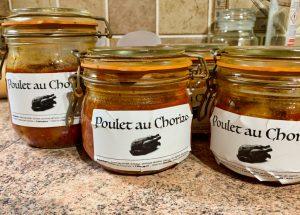 IMG 5540 - Poulet au chorizo