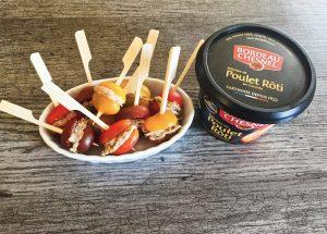 IMG 3602 - Tomates cerises farcies aux rillettes
