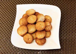 IMG 5833 - Biscuits fondants orange et cannelle