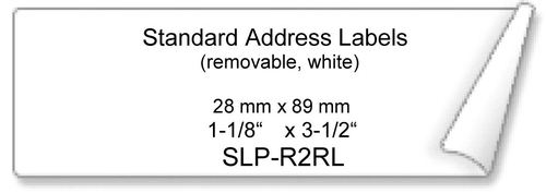 SLP R2RL - On a testé : l'imprimante à étiquettes Seiko SLP-620