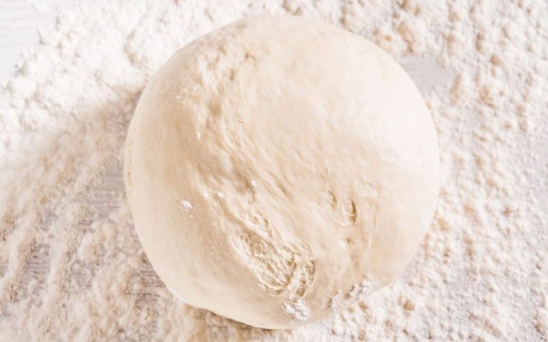 Homemade Pizza Dough - Zebra cake vanille-chocolat (Gâteau zébré / tigré)