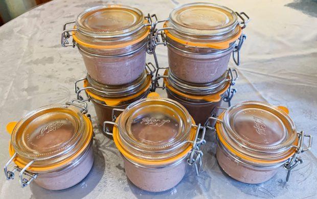 IMG 5917 620x390 - Mousse de foies de volailles au Porto