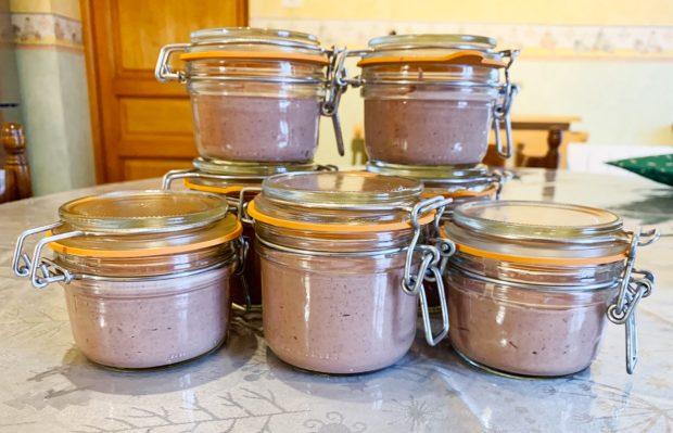 IMG 5918 620x399 - Mousse de foies de volailles au Porto