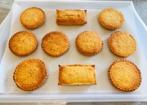 IMG 5924 - Tartelettes à la frangipane